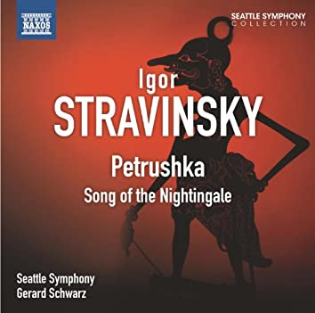 Stravinsky: Petrushka & Chant du rossignol