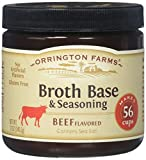 Orrington Farms Beef Flavored Broth Base & Seasoning, 12 Ounce