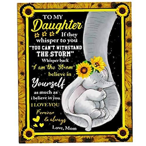 Manta de Franela electrónico Mantilla de impresión Aire Carta de Invierno Colcha de Doble Cara impresión mamá Colcha para la Hija