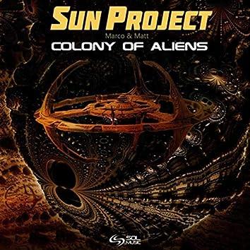 Colony of Aliens