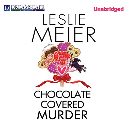 Chocolate Covered Murder audiobook cover art
