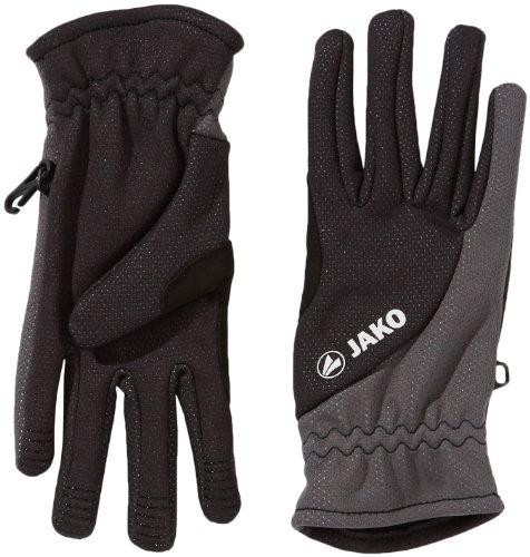 JAKO Funktionshandschuhe Profi Gloves Black-Grey - 11