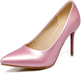 Smilice Court Shoes with Stiletto and Pointed Toe for Working