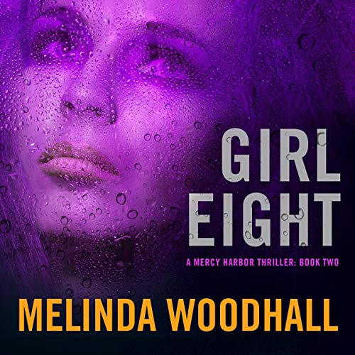 Girl Eight audiobook cover art