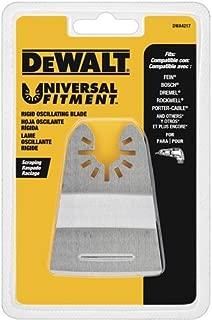 DEWALT Oscillating Tool Blade, Rigid Scraper (DWA4217)