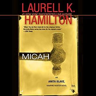 Micah audiobook cover art