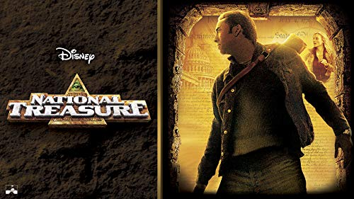 National Treasure (4K UHD)