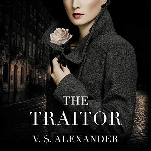 The Traitor audiobook cover art