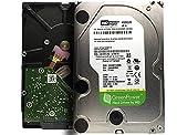 Western Digital AV-GP WD20EURX 2TB IntelliPower 64MB Cache SATA 6.0Gb/s 3.5in Internal Surveillance Hard Drive - 2 Years Warranty