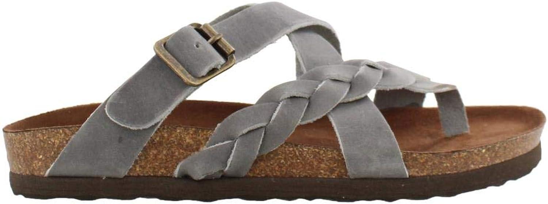 Women's White Mountain, Hansen Slide Sandals