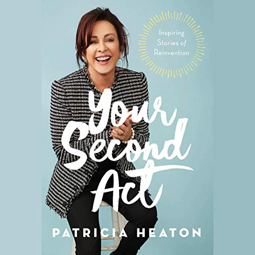 Your Second Act audiobook cover art