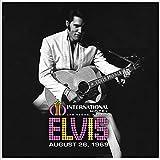 Elvis Presley- Live At The International Hotel Las Vegas, NV: August 26 1969