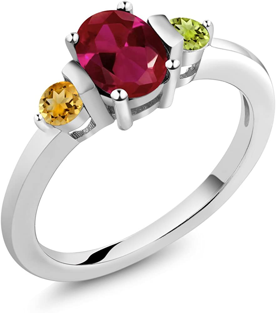 Gem Max 64% OFF Stone King 925 Sterling and Customized Silver Promise Baltimore Mall Person