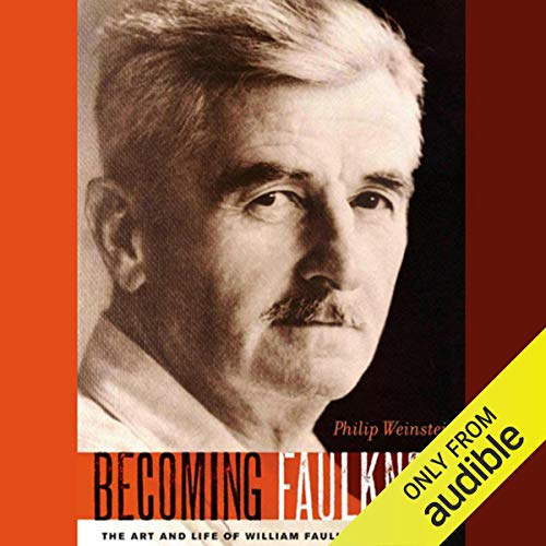 Becoming Faulkner cover art