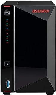 Asustor Nimbustor 2 Ethernet LAN Desktop Black NAS