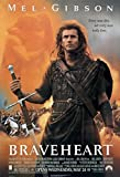 Braveheart Movie Poster (68,58 x 101,60 cm)