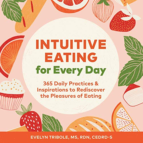 『Intuitive Eating for Every Day』のカバーアート