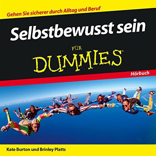 Selbstbewusst sein für Dummies audiobook cover art