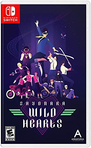 [Amazon/US] Sayonara Wild Hearts - $19.99 (~43% Off)