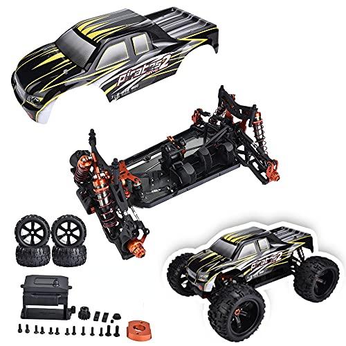 Dilwe 1/8 2.4GHz 4WD Chasis y Carrocería Camión...