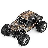 DBXMFZW 1/20 Scale Off-Road Control Remoto Toy Coche, Bigfoot Eléctrico Monster RC Camión, Suspensión Suspensión RC Vehículo, Collision y Coche RC a prueba de caídas, control remoto 2.4G, juguetes mod