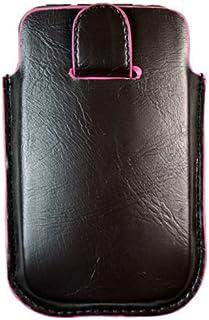Kroo BARE Premium Leather Case Designed for Apple iPhone 3G/3GS - Mocha