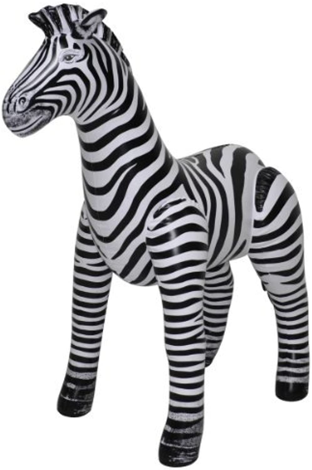 Jet Creations In The Zoo Inflatable Animals, Zebra, 32 by Jet Creations