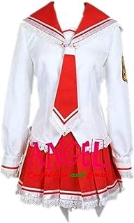 Hidan no aria Kanzaki Holmes Aria Cosplay Costume Reki Uniform Customized