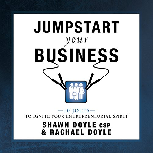 Jumpstart Your Business audiobook cover art