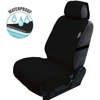 Schwarze Sitzbezüge für VOLVO S60 Autositzbezug VORNE