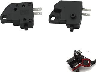 2 PCS Front Brake Light Stop Switch Right Left For Suzuki GS500 E/F GN125E GSXR 600 750 1000 GSXR600 GSXR750 Hayabusa GSXR1300R