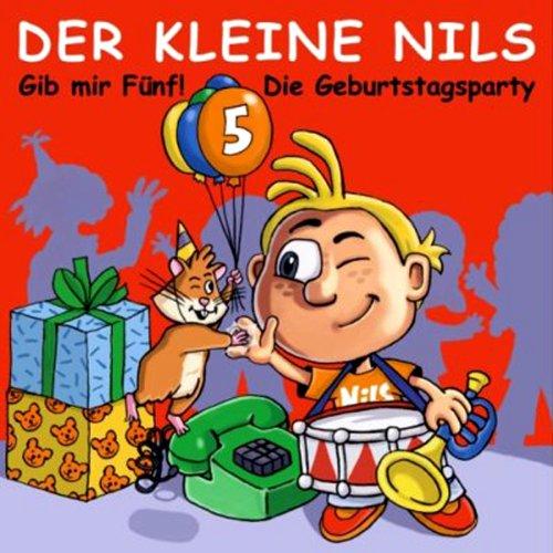 Der kleine Nils. Gib mir fünf! Titelbild
