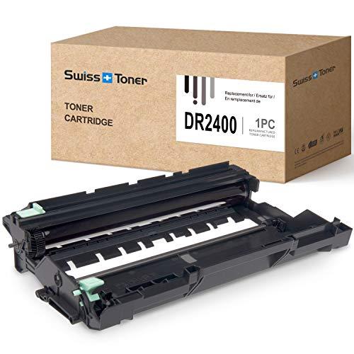 SWISS TONER 1 Pack DR2400 DR-2400 Trommel Kompatibel für Brother TN-2420 für Brother HL-L2310D HL-L2350DN HL-L2370DN HL-L2375DW DCP-L2510D DCP-L2530DW MFC-L2710DN MFC-L2730DW MFC-L2750D Drucker