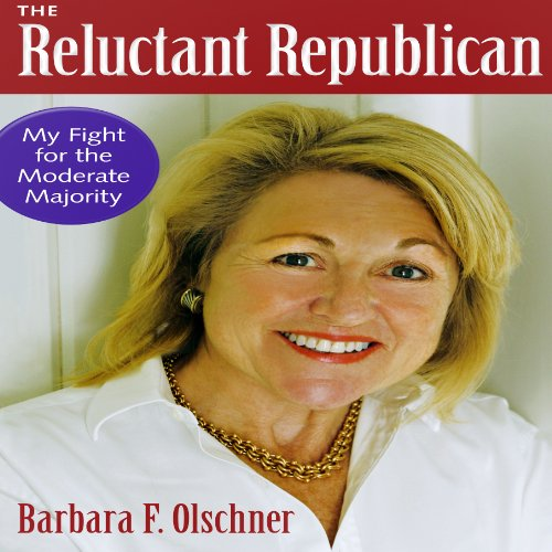 The Reluctant Republican audiobook cover art