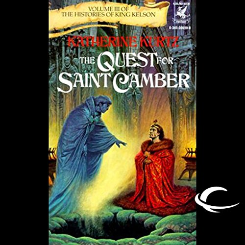 The Quest for Saint Camber cover art