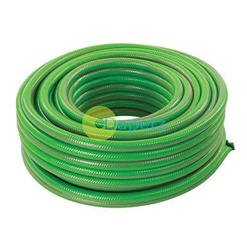 Dapetz® PVC Renforcé Tuyau Arrosage 30 Mètres Polyester Fibre-Reinforced PVC