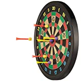Doinkit Darts Kid-Safe Indoor Magnetic Dart Board - Easy to Hang, Fun to Play, No Holes in Walls, Includes...