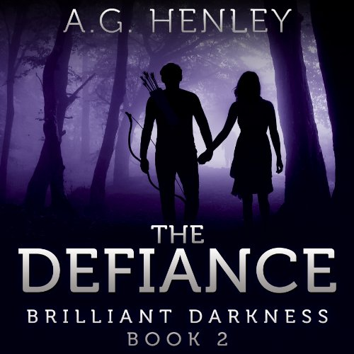 The Defiance audiobook cover art