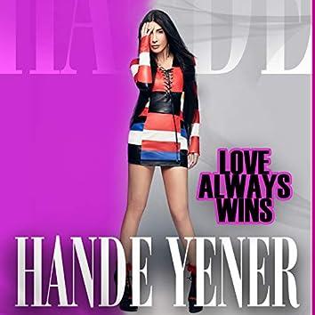 Love Always Wins - The Remixes