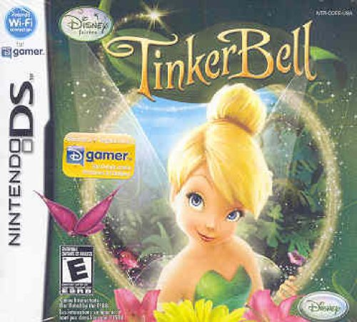 Disney-Tinker Bell with DGamer