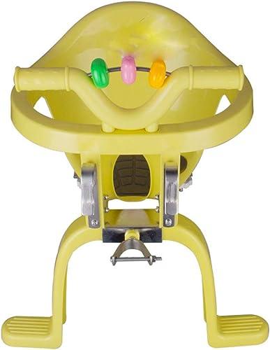comprar ahora Joyfitness Bicicleta Asiento de de de Seguridad para Niños Bebé Colgante Delantero y Trasero Asiento de plástico Silla Delantera del Asiento Trasero del bebé Silla Colgante,púrpura,46x39cm  orden en línea