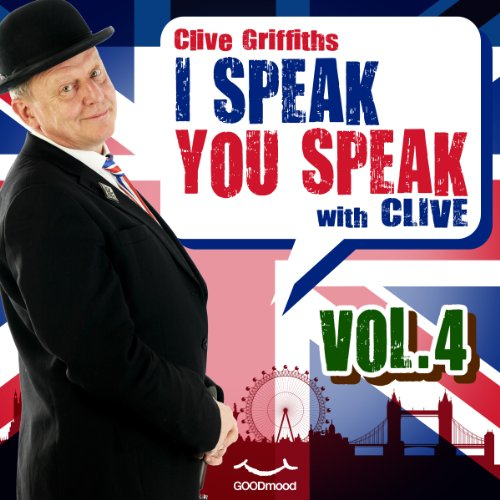 Couverture de I speak you speak with Clive Vol. 4