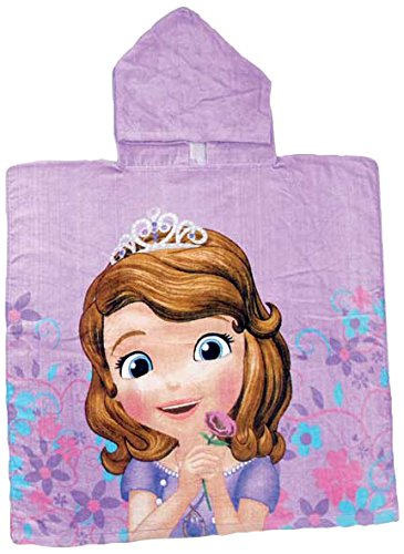 Disney Toalla Poncho Princesa Sofia Sweet