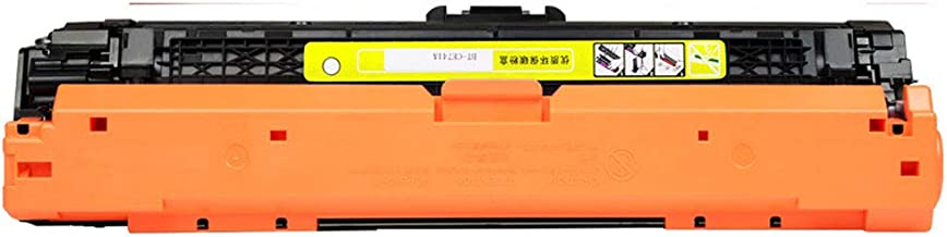 CE740A Compatible Toner Cartridge Replacement HP 5225 5220DN Series Printer Save Money, Price is Perfect. Prints Beautifully.-Yellow