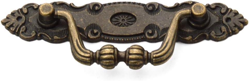 Philadelphia Mall jjzxw Sale price Antique Cabinet Drawer Handle Door Bronze Dre Chest