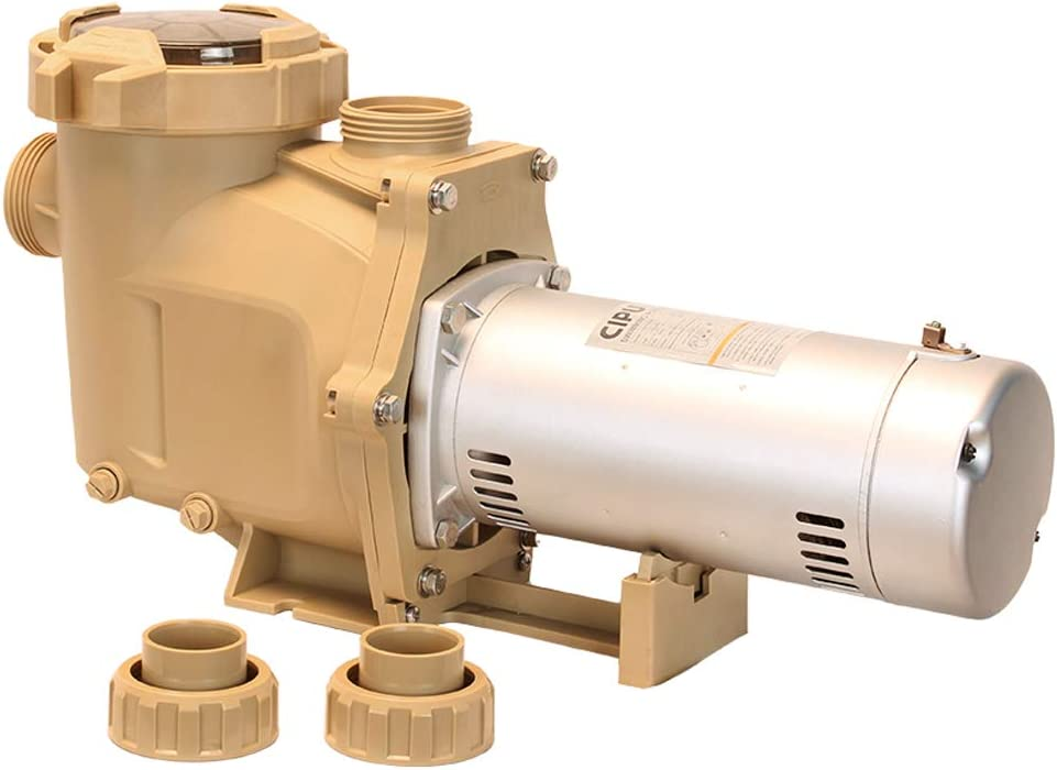 CIPU 1.5HP Pool Pump 115 230V Performance Ab 6100GPH for 1 year warranty High Online limited product in