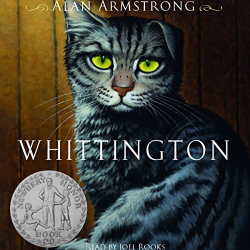 Whittington audiobook cover art