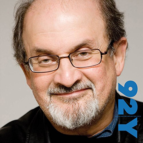 Salman Rushdie at the 92nd Street Y cover art