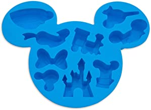 Disney Parks Mickey Mouse And Pals Icons Ice Cube Tray