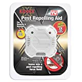 Riddex X Plus Insect Repellent - Plug in, Mouse Deterrent - Pest Reject for Defense Against Rats, Mice, Roaches, Bugs and Insects - Control Pests with No Chemicals or Poison
